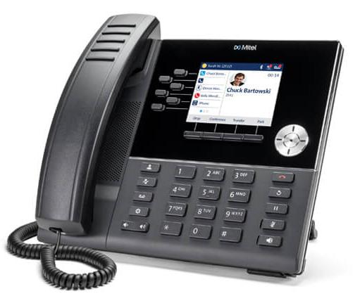 Enterprise IP Phone Mitel MiVoice 6920