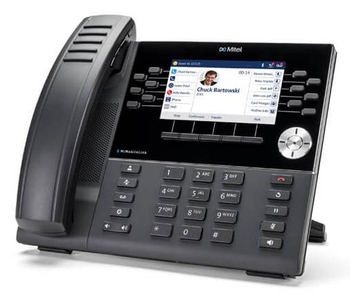 Power User IP Phone Mitel MiVoice 6930