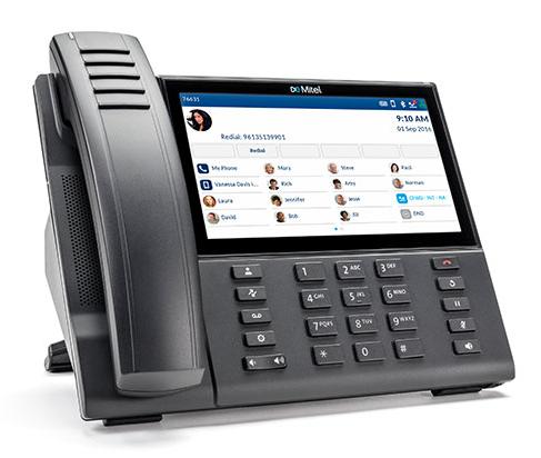 Flagship IP Phone Mitel MiVoice 6940