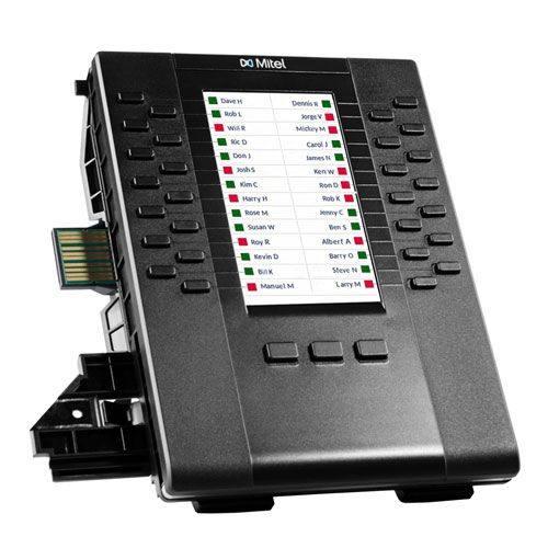 Mitel M695 Expansion Module for IP Phones