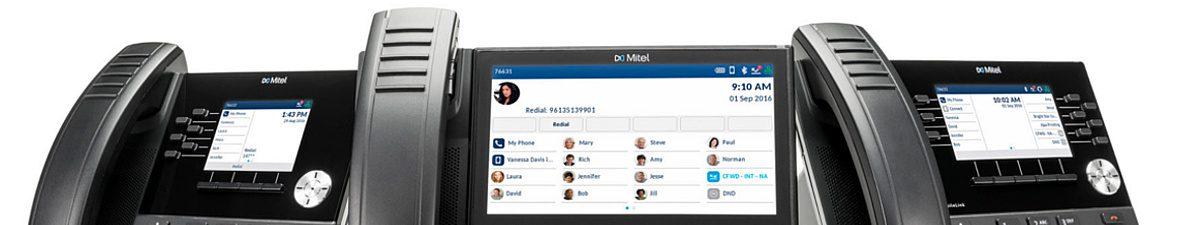 Mitel MiVoice VOIP Phones Dealer NH MA ME VT